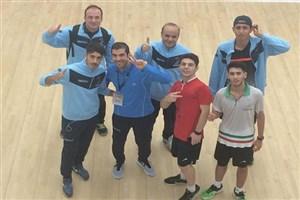 تیم ملی پسران جوان ایران به مقام پنجم تیمی آسیا رسید