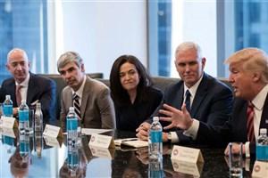 گوگل، اپل، فیسبوک و اوبر نامه ای ضد دستور منع مهاجرتی ترامپ آماده می کنند