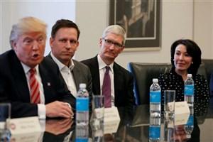 اتحاد بزرگان صنعت فناوری؛ نامه معترضانه گوگل، اپل و فیسبوک خطاب به ترامپ