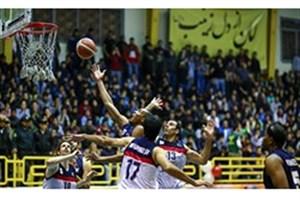 میزبانی تیم بسکتبال دانشگاه آزاد اسلامی از شهرداری گرگان