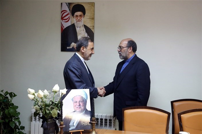 IAU President  Congratulates Dr. Velayati Head of IAU Board of Trustees