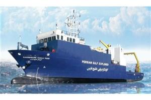 گشت جامع اقیانوسشناسی توسط شناور کاوشگر خلیجفارس