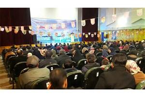 آئین تکریم روز پرستار و جشن انقلاب توسط انجمن مهر امید برگزار شد