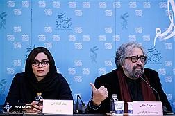 """جشنواره فیلم فجر - نشست خبری """"قاتل اهلی"""""""