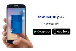 سامسونگ سرویس پرداخت Pay Mini را برای موبایل های اندرویدی معرفی کرد