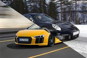 نسل جدید پورشه 911 و آئودی R8 از فناوری های مشترک بهره می برند