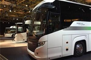 تولید دو نوع اتوبوس جدید وطنی در سمنان