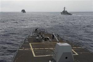 استقرار راکتاندازهای چین در دریای جنوبی