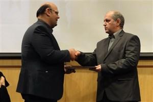 مراسم معارفه سرپرست جدید دانشگاه آزاد اسلامی واحد گرمسار برگزار شد