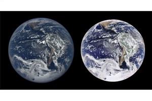 بروزرسانی آرشیو تصاویر فضایی ناسا از زمین