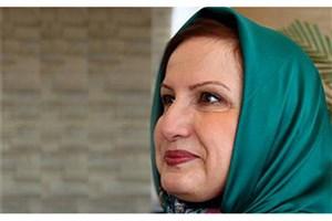 زهرا سعیدی: فکر می کردم از  امتیاز  بازیگری در راستای چاپ کتابم استفاده کنم اما من را ندیدند!