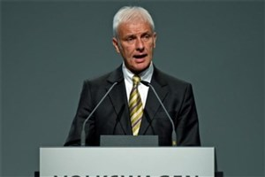 پاداش مدیرعامل فولکس واگن محدود میشود