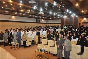 گرامیداشت روز پرستار در دانشگاه آزاد اسلامی واحد علی آبادکتول