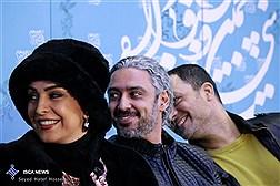 """جشنواره فیلم فجر - نشست خبری """"یادم تو را فراموش"""""""