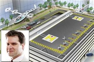 """استخدام مهندس ناسا در """"اوبر"""" برای ساخت تاکسیهای پرنده"""