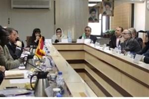 نشست کمیته هماهنگی پروژه بهبود سلامت مادران در افغانستان و ارتقاء سلامت مادران پناهنده افغانستانی در ایران