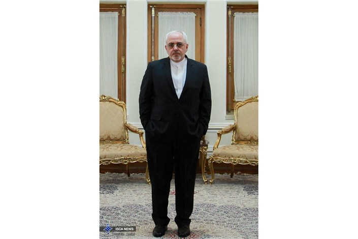 تقدیم رونوشت استوارنامه سفیر برزیل به ظریف