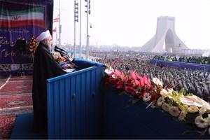 رییس جمهوری: تازه کارها در منطقه و جهان بدانند در برابر ملت ایران تنها باید با احترام و تکریم سخن بگویند
