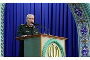 سرلشکر صفوی :دشمنان خارجی و فرا منطقه ای نمی توانند تهدیدات نظامی جدی برای ما ایجاد کنند