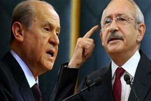 اختلافنظر رهبران اپوزیسیون ترکیه درباره رفراندوم قانون اساسی