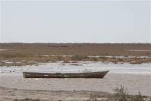 برفهای افغانستان در هامون آب میشود