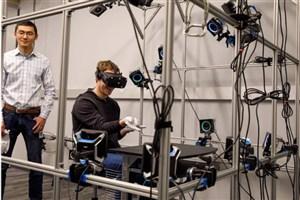 زاکربرگ نمونه اولیه دستکش واقعیت مجازی آکیلس را به دست کرد
