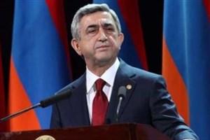 پیام تبریک رئیس جمهوری ارمنستان به رهبر معظم انقلاب و رئیس جمهوری