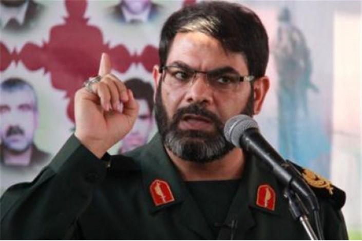 آتش به اختیار بودن سپاه پاسداران انقلاب اسلامی برای حل مشکلات مردم