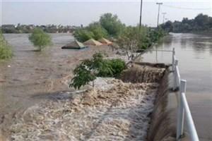طغیان رودخانهها و جاری شدن سیل در کالیفرنیا