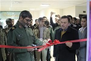 دفتر بسیج دانشجویی دانشگاه آزاد اسلامی واحد بوئین زهرا افتتاح شد