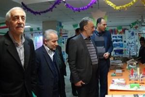 افتتاح طرح استعدادیابی ورزشی دانش آموزان سراسر کشور در دبستان سما تهران با حضور دکتر دادگان