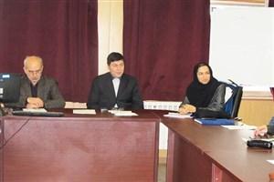 برگزاری کارگاه «آموزش مدیران گروه » در دانشگاه علوم پزشکی آزاد اسلامی واحد تهران