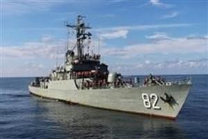 دزدان دریایی در تعرض به کشتی ایرانی ناکام ماندند