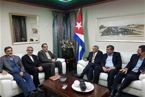 تولید مشترک واکسن پنتاوالان از جمله زمینه های همکاری های ایران و کوبا