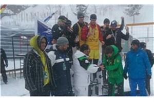 تقدیر فدراسیون جهانی والیبال از ایران به دلیل برگزاری مسابقات والیبال در برف