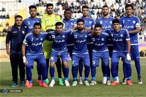 ترکیب استقلال خوزستان برای دیدار با الجزیزه اعلام شد