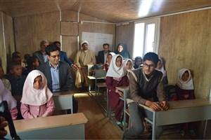 هدیه سازمان سما دانشگاه آزاد اسلامی به آموزش و پرورش استان کرمان