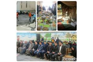 برگزاری جشنواره «آیین های سرزمین من» در مدارس سما ورامین