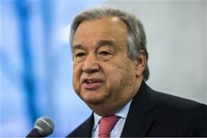 گوترش: تحقق صلح در سوریه اولویت است