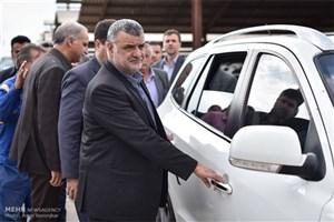 وزیر جهاد کشاورزی وارد اهواز شد