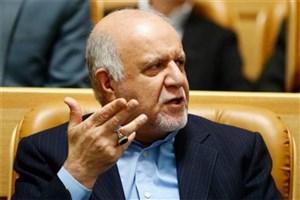 گلایه های وزیر نفت از اظهارات مدیرعامل توتال