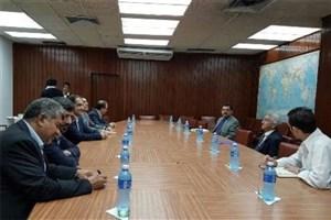 وزیر بهداشت ایران در دیدار با وزیر انرژی کوبا:آمادگی ایران در حوزههای اکتشاف نفت و ساخت نیروگاه در کوبا