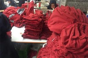 انباشت پوشاک داخلی در انبارها/ بیکاری نیمی از خیاطان و تولیدکنندگان