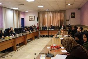 برگزاری جلسه ستاد شاهد و ایثارگر دانشگاه های شهرستان تربت جام در دانشگاه آزاد اسلامی