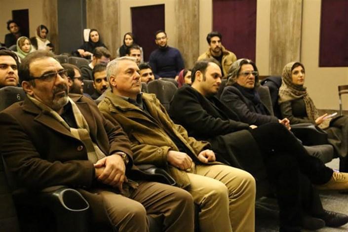 مراسم تجلیل از ستاد انتخاب فیلم برگزیده جشنواره فجر برگزار شد