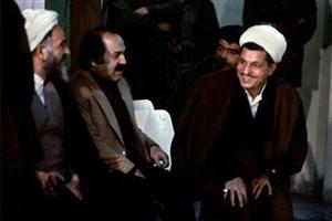 آیت الله هاشمی رفسنجانی و دامادهای امام راحل/ عکس