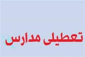 مدارس تهران فردا هم تعطیل است