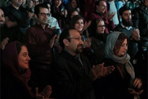 اصغر فرهادی و شهاب حسینی «مافیا» را دیدند