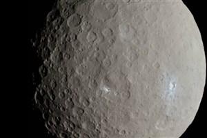 کشف ترکیبات ارگانیک لازم برای شکل گیری حیات روی سیاره ای کوتوله به نام سِرِس