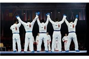 ملی پوشان امید و بزرگسال کاراته در آخرین اردوی آسیای